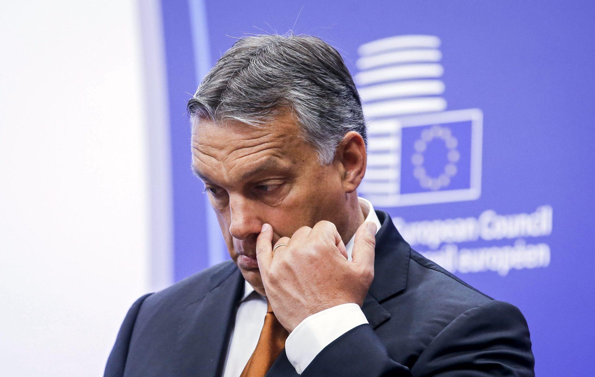 Orban: Izbjeglička kriza je njemački problem, ne europski