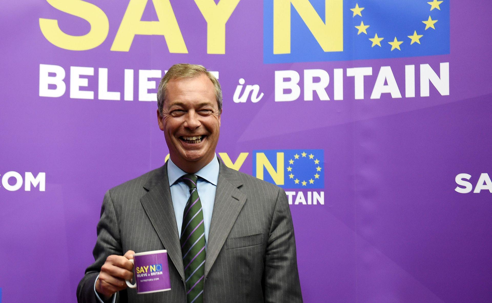 MAIL ON SUNDAY Većina Britanaca trenutno bi glasovala za izlazak iz EU