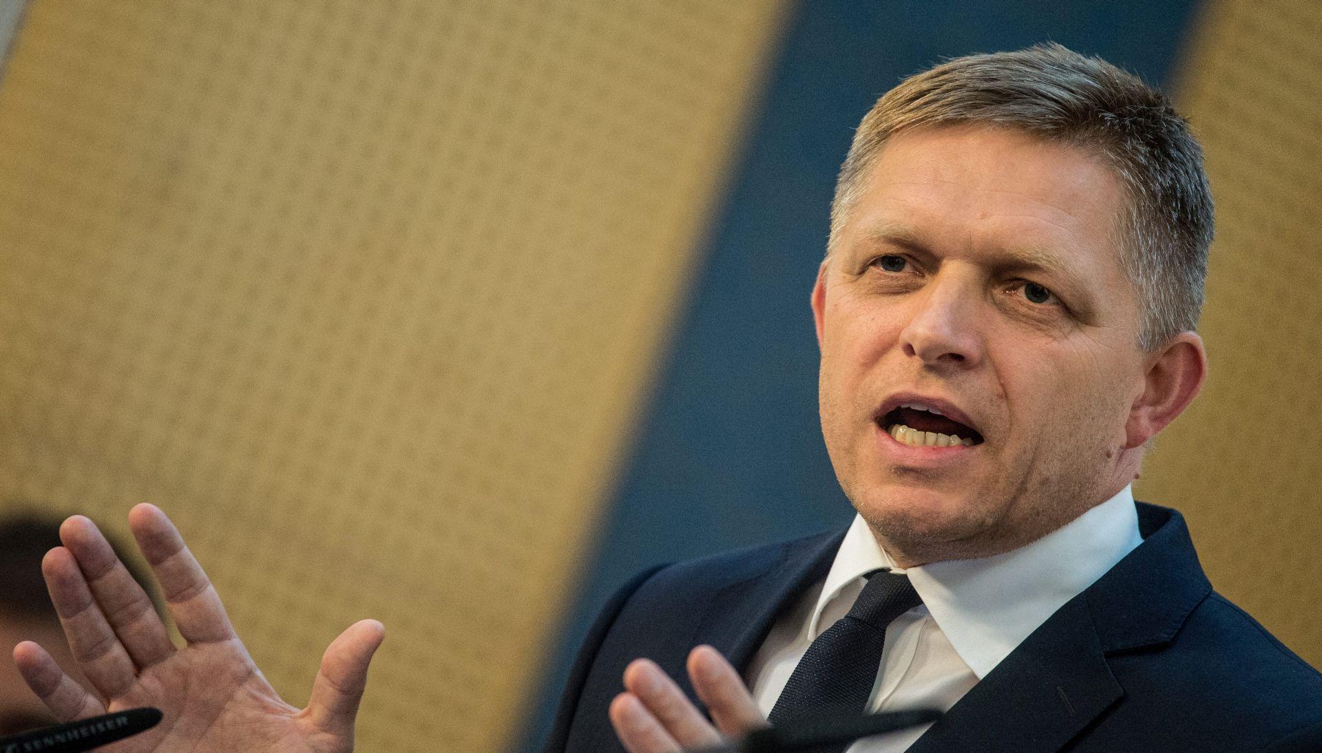 Slovački premijer Fico ponovno odbio kvote koje je predložila Europska komisija