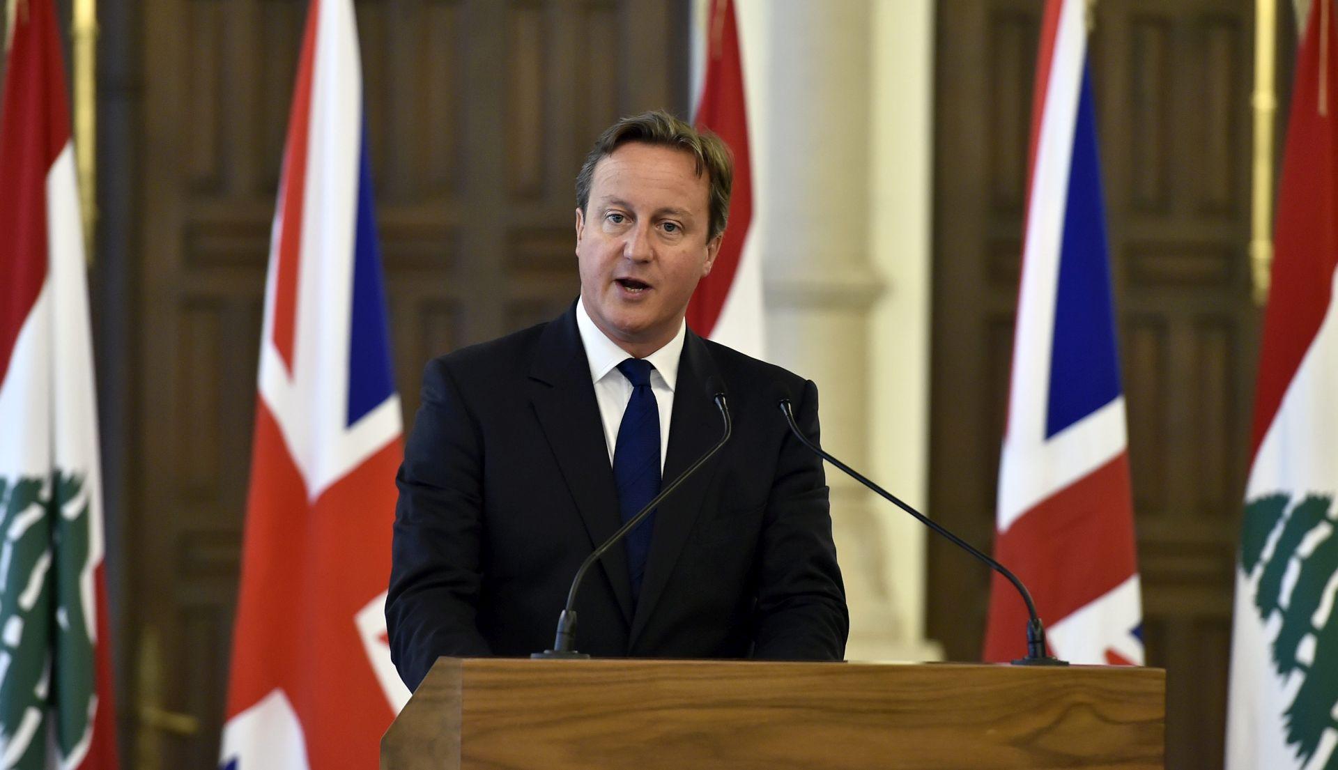 ŠIRENJE ZRAČNIH UDARA Cameron: Razlike s Rusijom oko Asada će se smanjivati