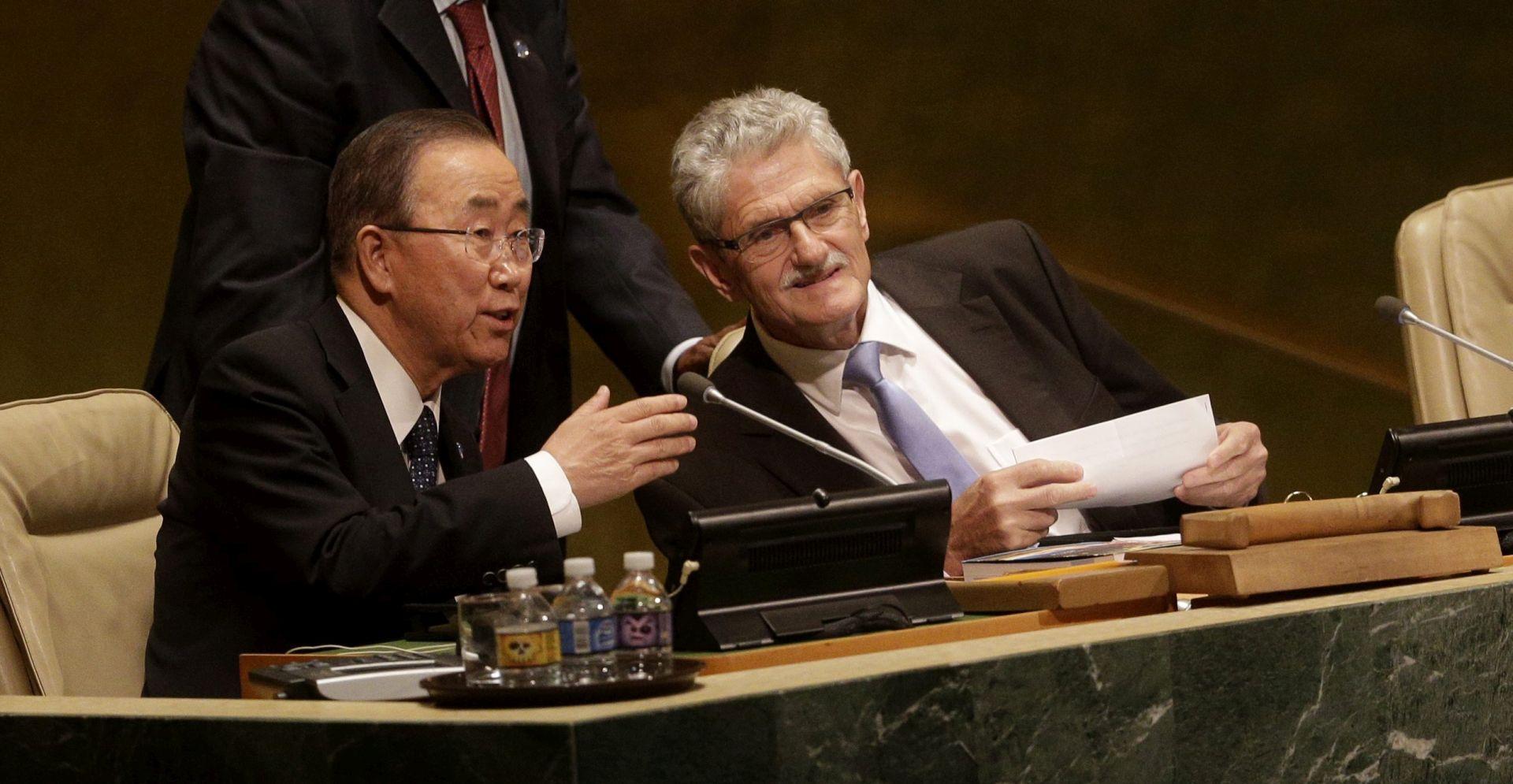 Ban Ki-moon pozvao Mađarsku da poštuje ljudska prava izbjeglica
