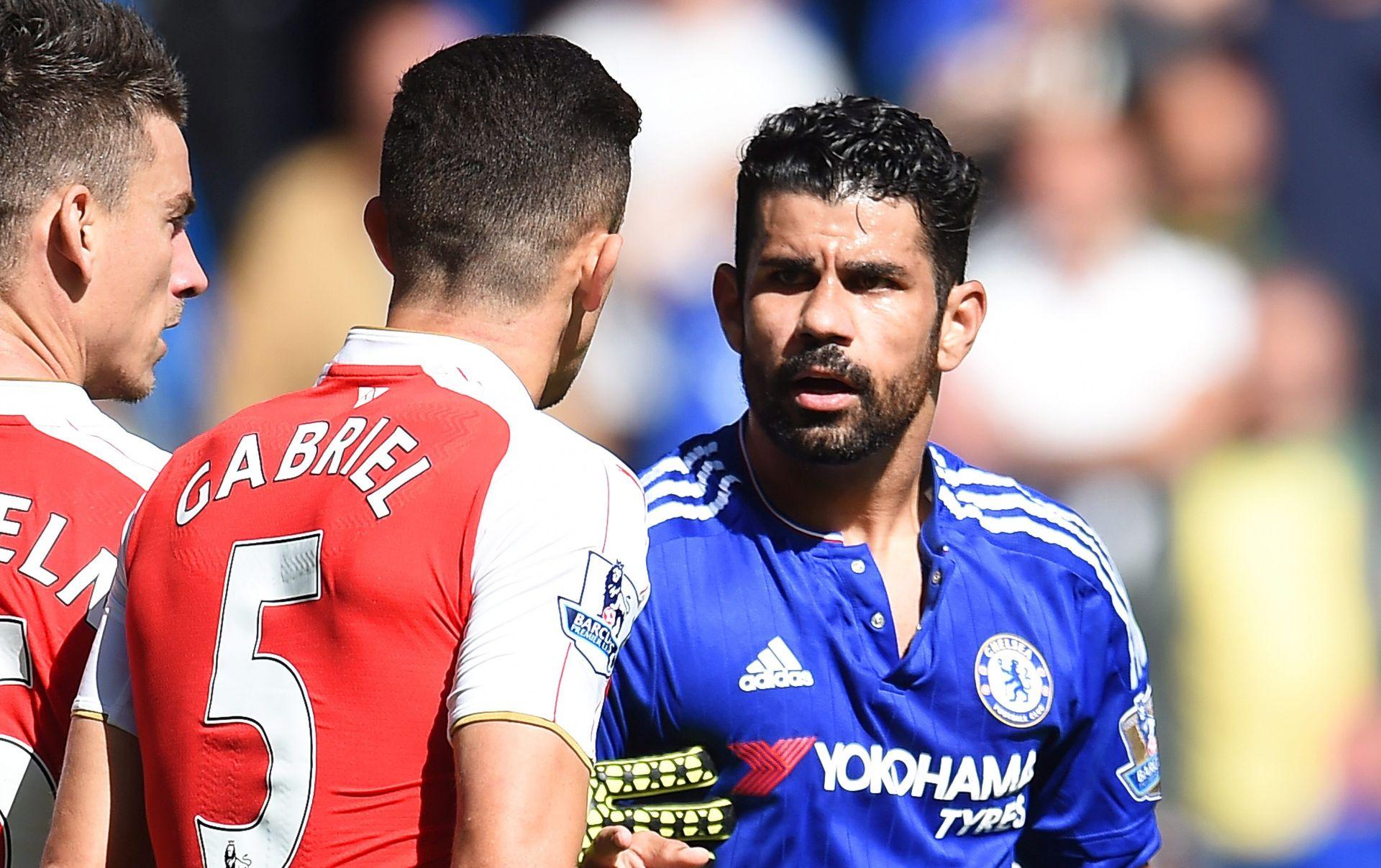VIDEO: NE VIDI SUDAC ALI… Engleski nogometni savez optužio Costu zbog nasilnog ponašanja