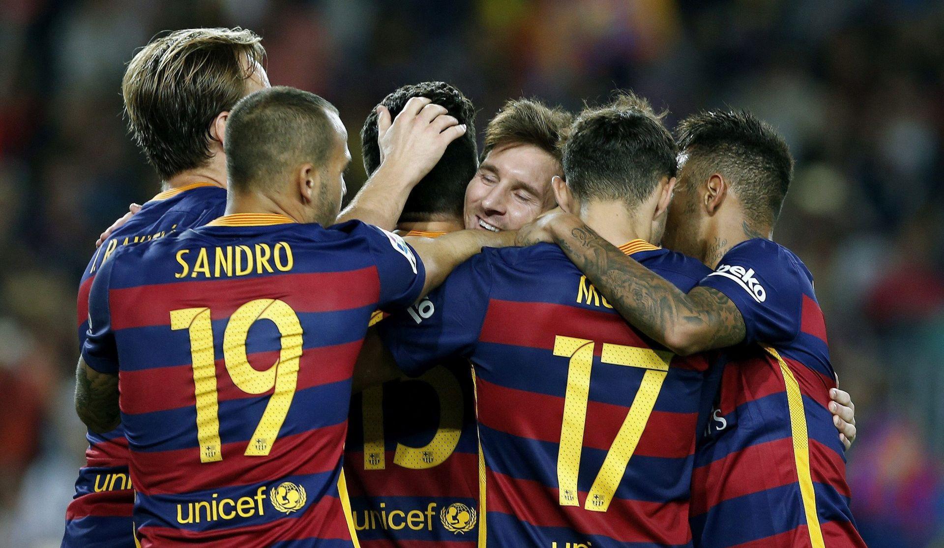 IZNENAĐUJUĆE Nitko iz Barcelone u idealnoj momčadi Lige prvaka