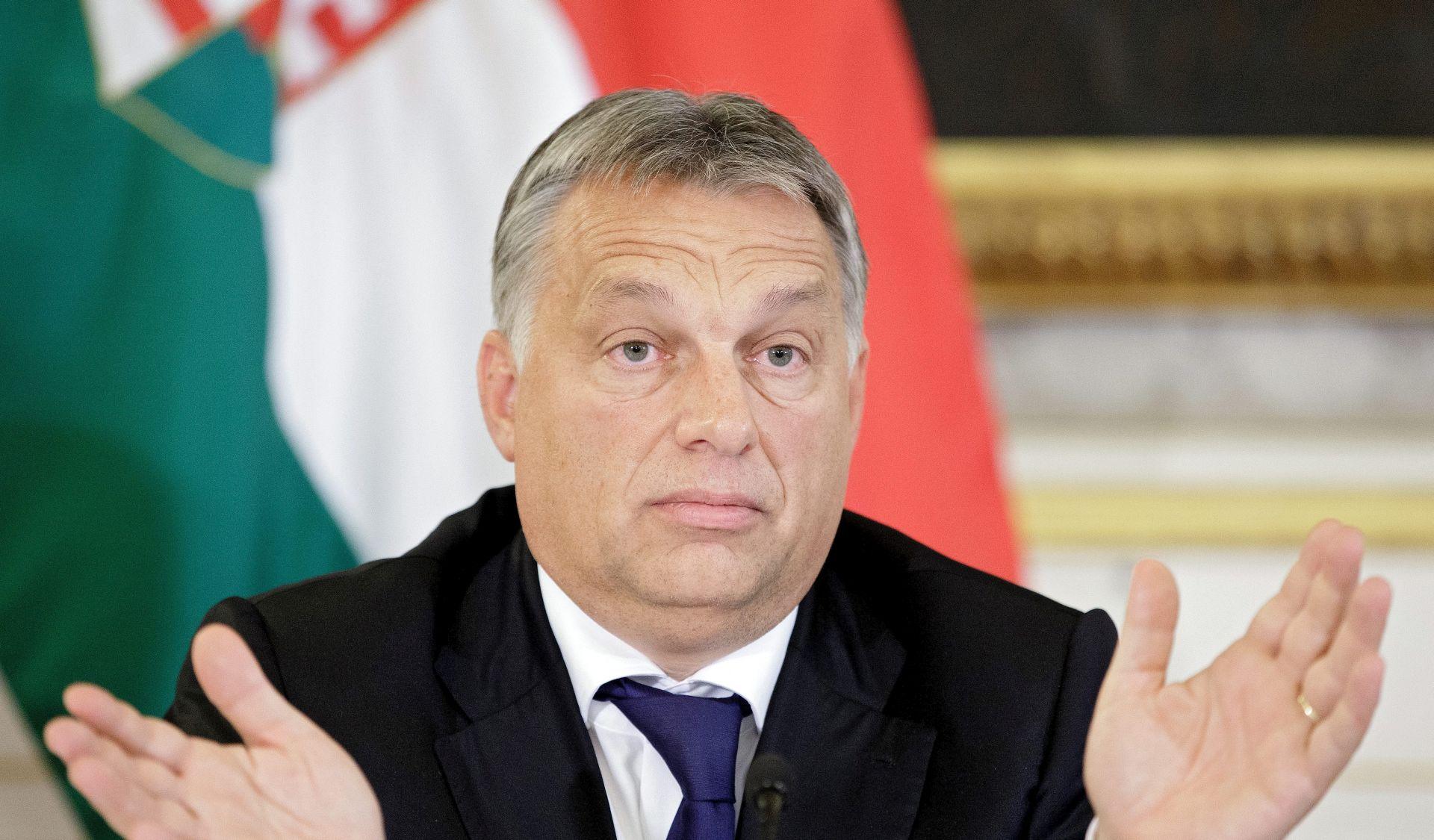 """VIKTOR ORBAN """"Mađari ne žele neintegrirano društvo u kojemu bi paralelno i odvojeno živjele muslimanske i kršćanske zajednice"""""""