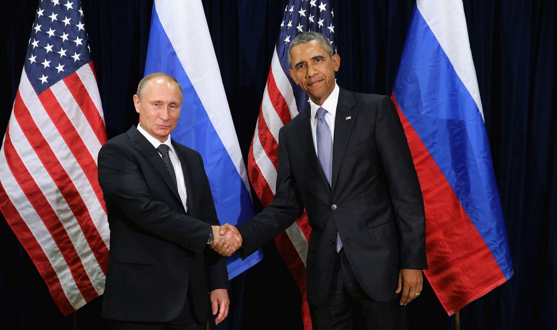 Putin i Obama nisu približili stajalište o budućnosti sirijskog predsjednika