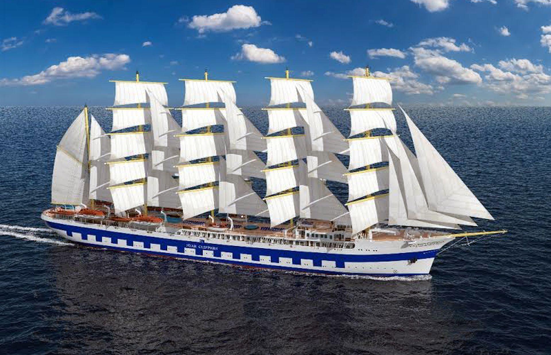 Brodosplit: Počela gradnja najvećeg jedrenjaka na svijetu