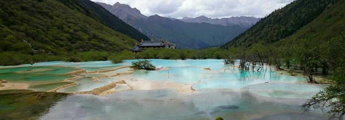 VIDEO: Posjetimo zaštićeno kinesko područje Huanglong