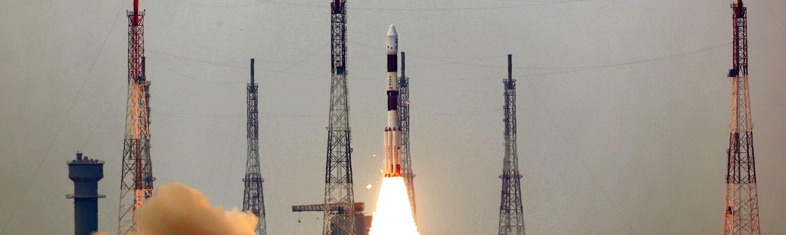 VIDEO: Indija je uspješno lansirala sedam satelita