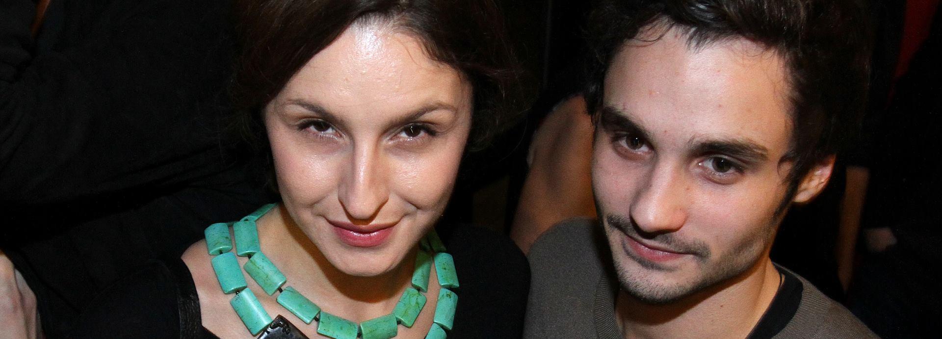 PROŠETALI ZAGREBOM Iva Visković i Filip Križan uživaju u roditeljstvu