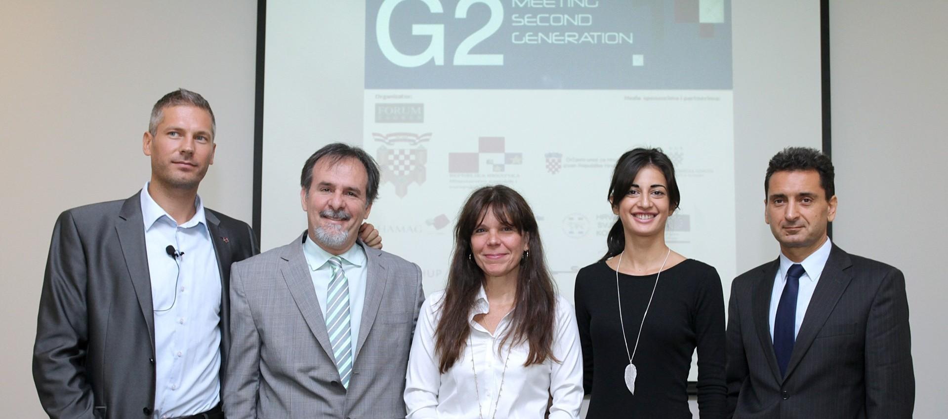 MEETING G2.1: Vrijeme je za ulaganja u Hrvatskoj!