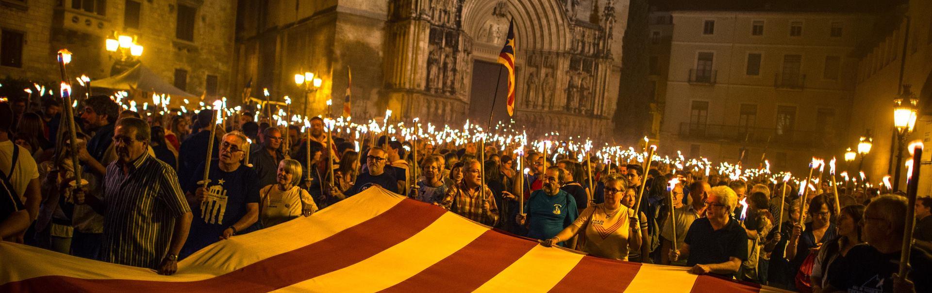 VIDEO: Katalonija slavi svoj Dan nezavisnosti, dok u Španjolskoj počinje izborna kampanja