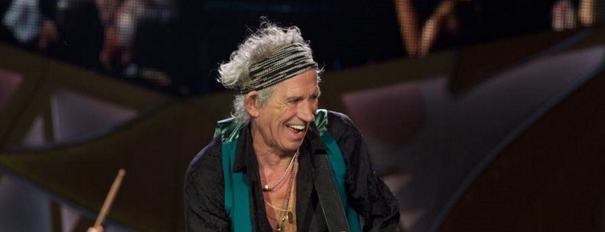 OPET U STUDIJU Keith Richards potvrdio snimanje novog albuma Rolling Stonesa