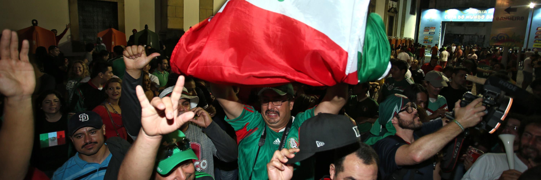VIDEO: Meksiko proslavio 205 godina od proglašenja neovisnosti