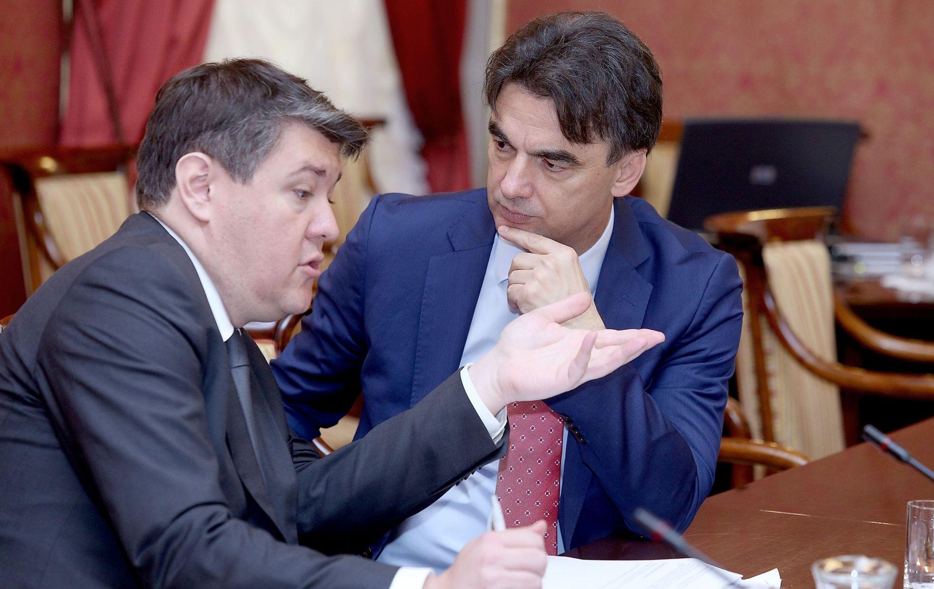 GRČIĆ I LALOVAC O RJEŠENJU ZA 'ŠVICARCE' Ako se banke ne budu držale zakona, slijede žestoke kazne