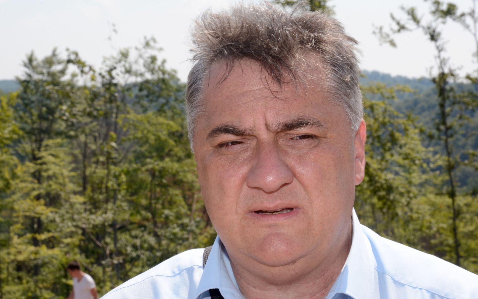 PODLEGAO OZLJEDAMA Gradonačelnik Gline Milan Bakšić poginuo u prometnoj nesreći