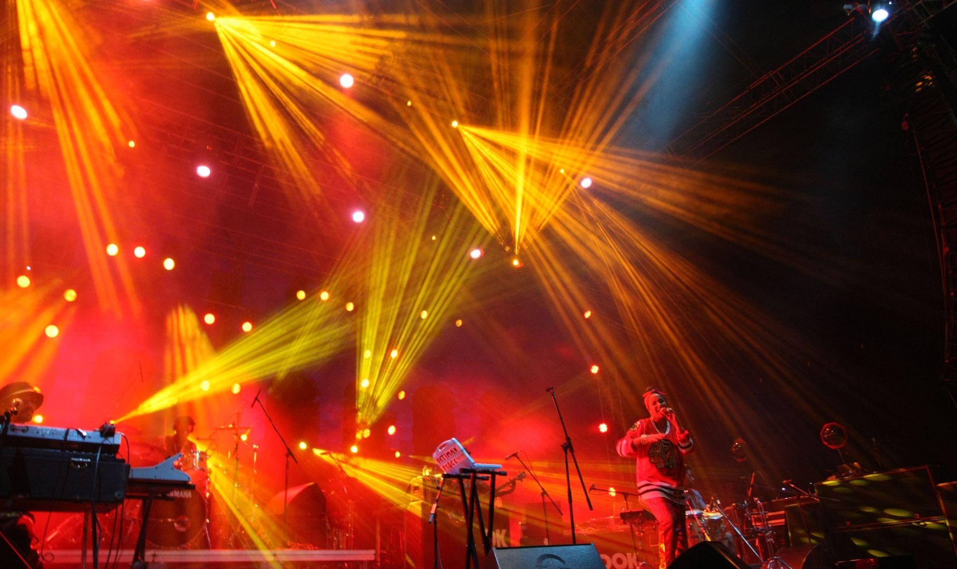 U Puli počeo Outlook festival elektronske glazbe
