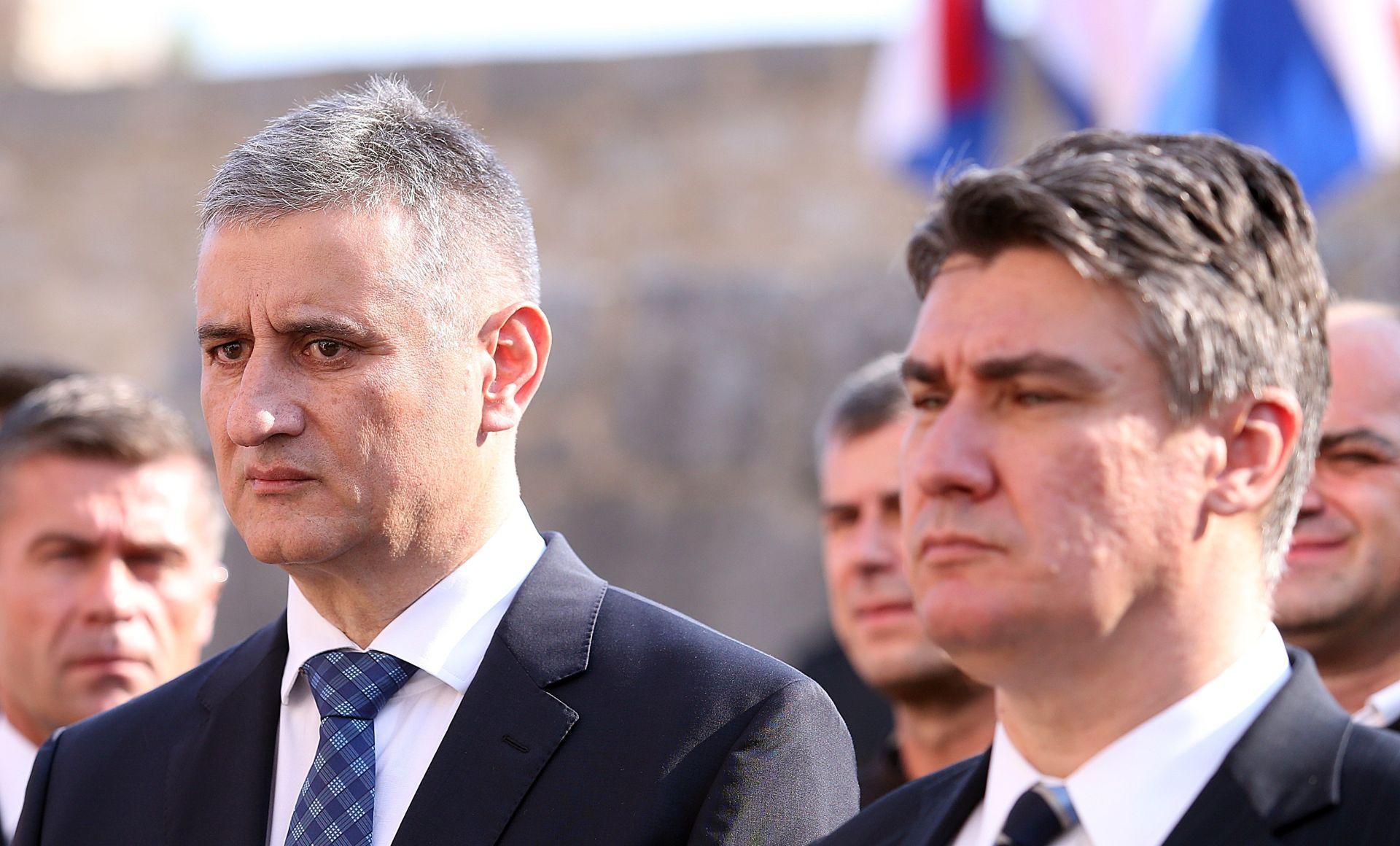 """ODGOVOR KARAMARKA """"Milanović se ponaša kao pomahnitali Djed Mraz"""""""