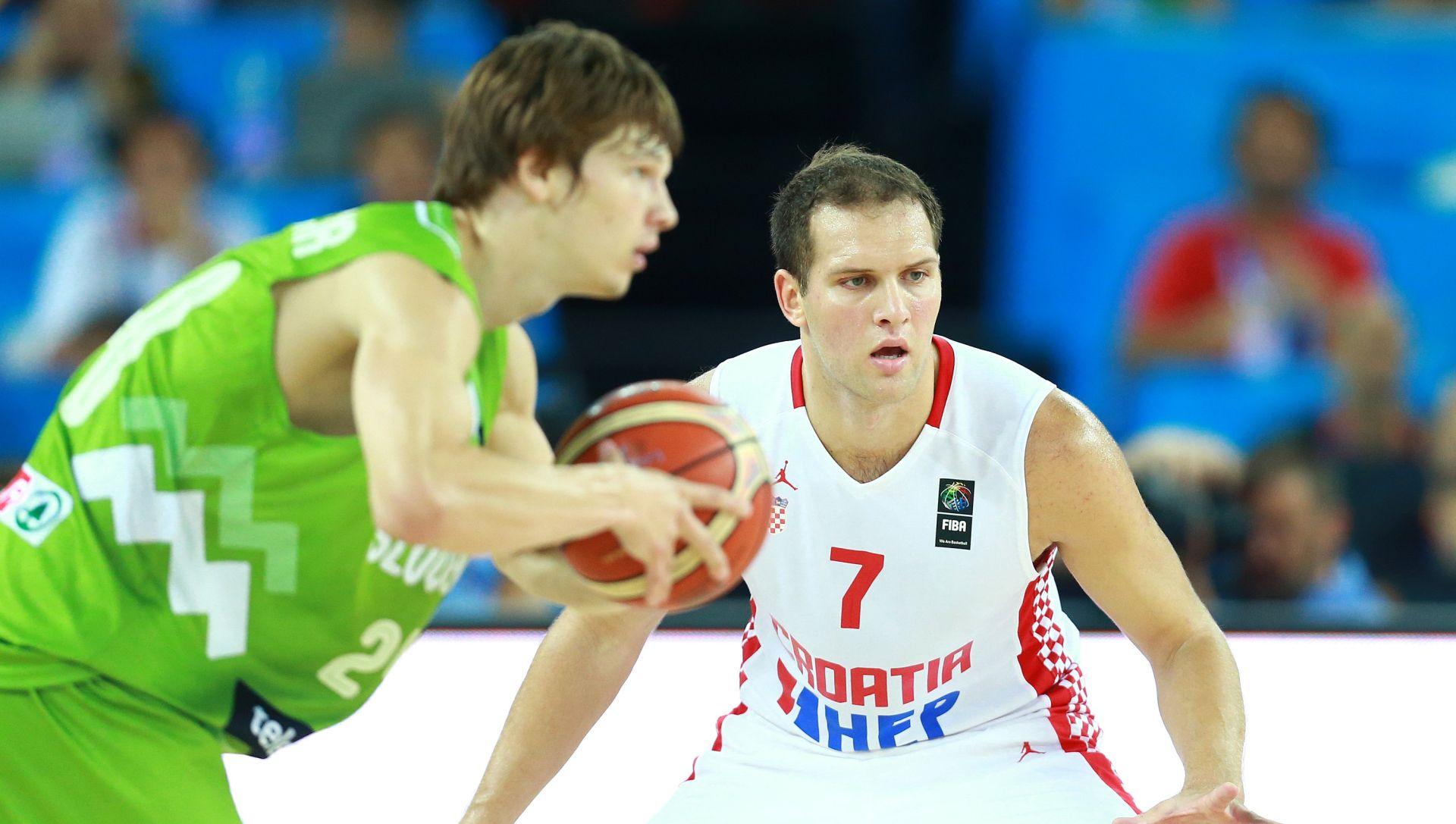 ZADOBIO LAKŠI POTRES MOZGA Unatoč njegovom inzistiranju na igri, Bogdanović propušta Grke
