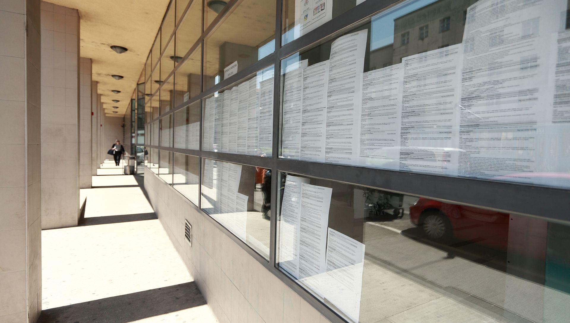 Hrvatska ponovo među zemljama EU s najizrazitijim padom stope nezaposlenosti na godišnjoj razini