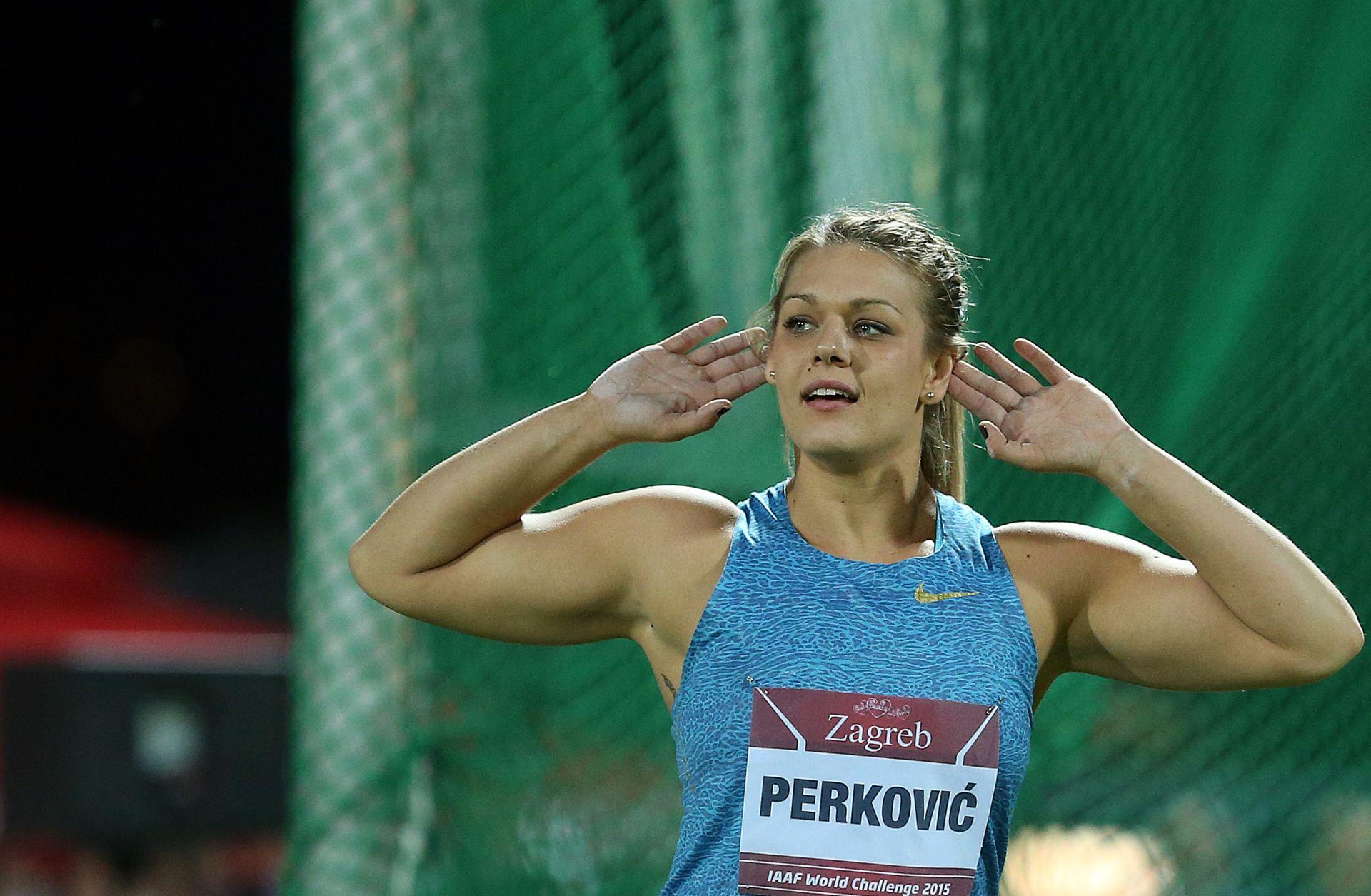 FOTO: Hanžekovićev memorijal: Rekordi mitinga za Perković, Gulijeva i Murer, Šubenkovu utrka na 110m prepone