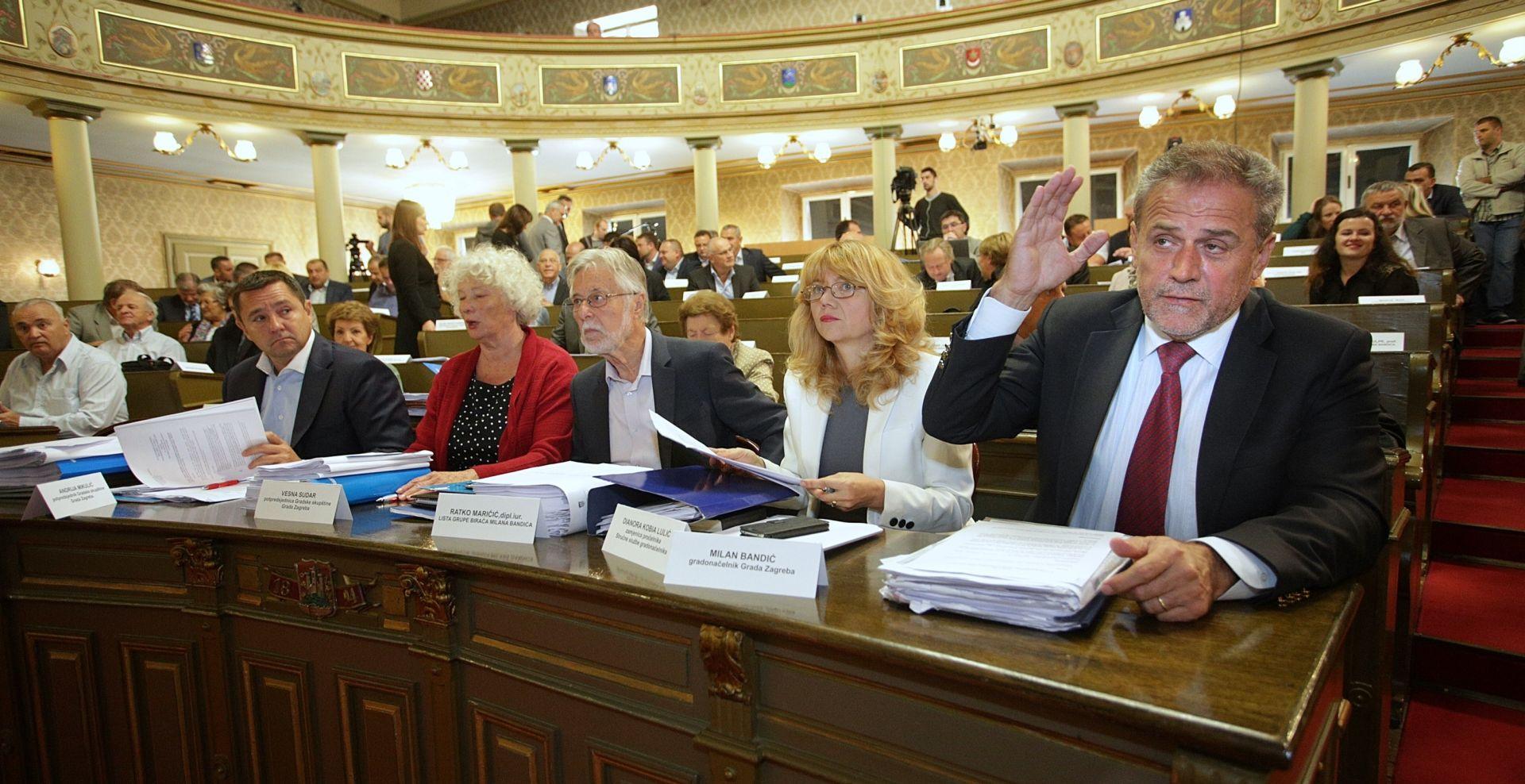 Gradski zastupnici prihvatili izvješća Uprave Holdinga