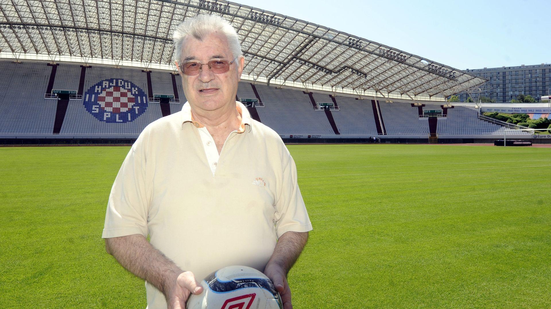 NAKON DUGE I TEŠKE BOLESTI Preminuo Dragan Holcer, legendarni kapetan Hajduka