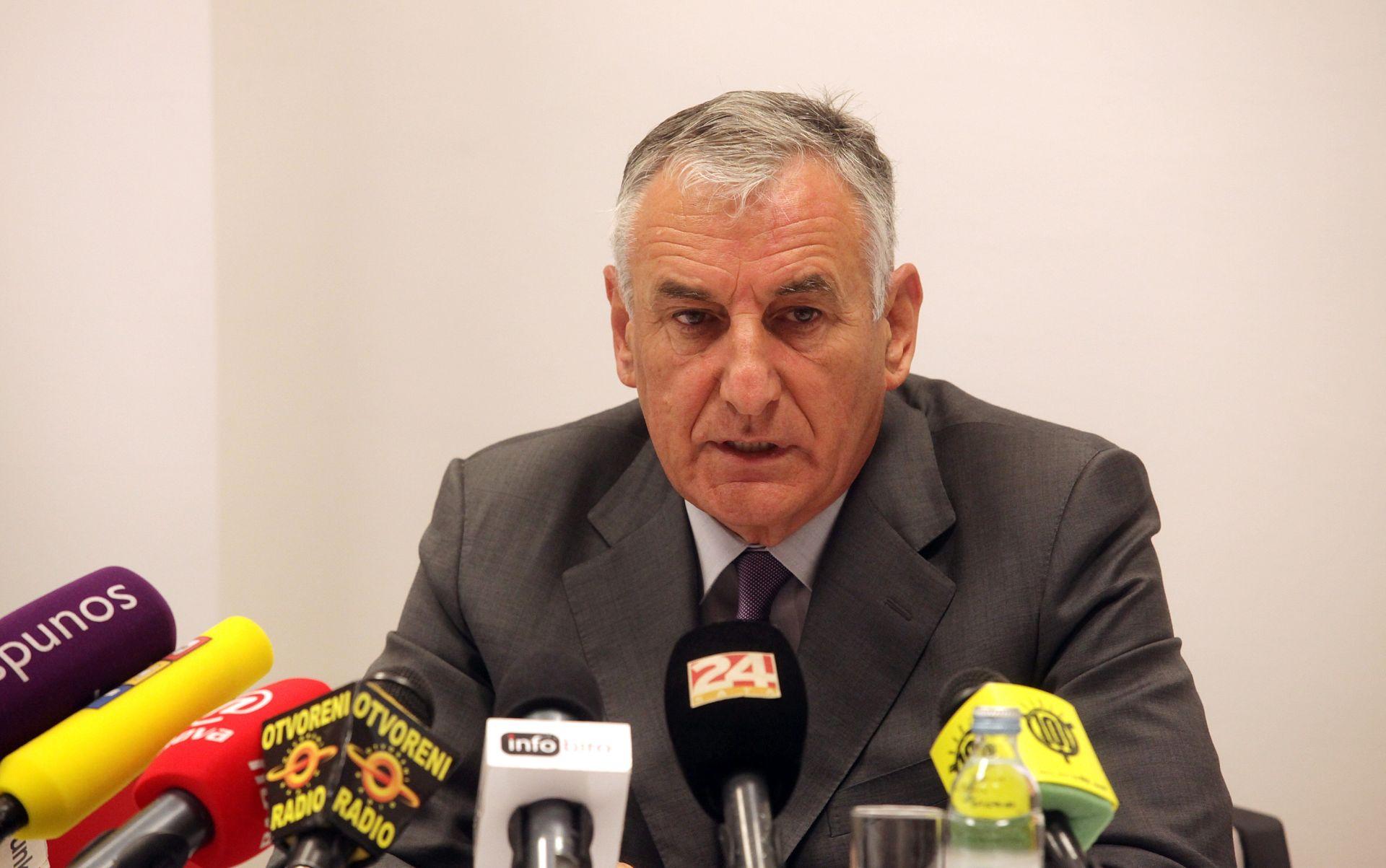 Dobroslavić traži da Vlada ne dopusti eventualni ulazak na jug Hrvatske