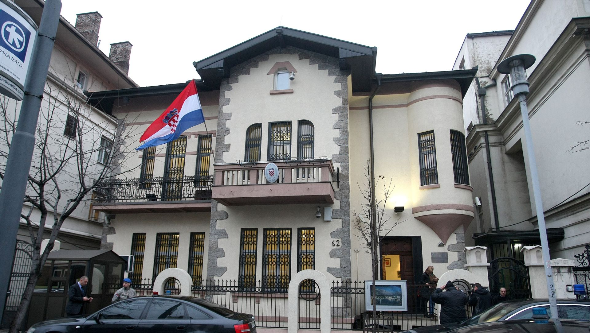 Hrvatski veleposlanik u Srbiji odbio primiti prosvjednu notu