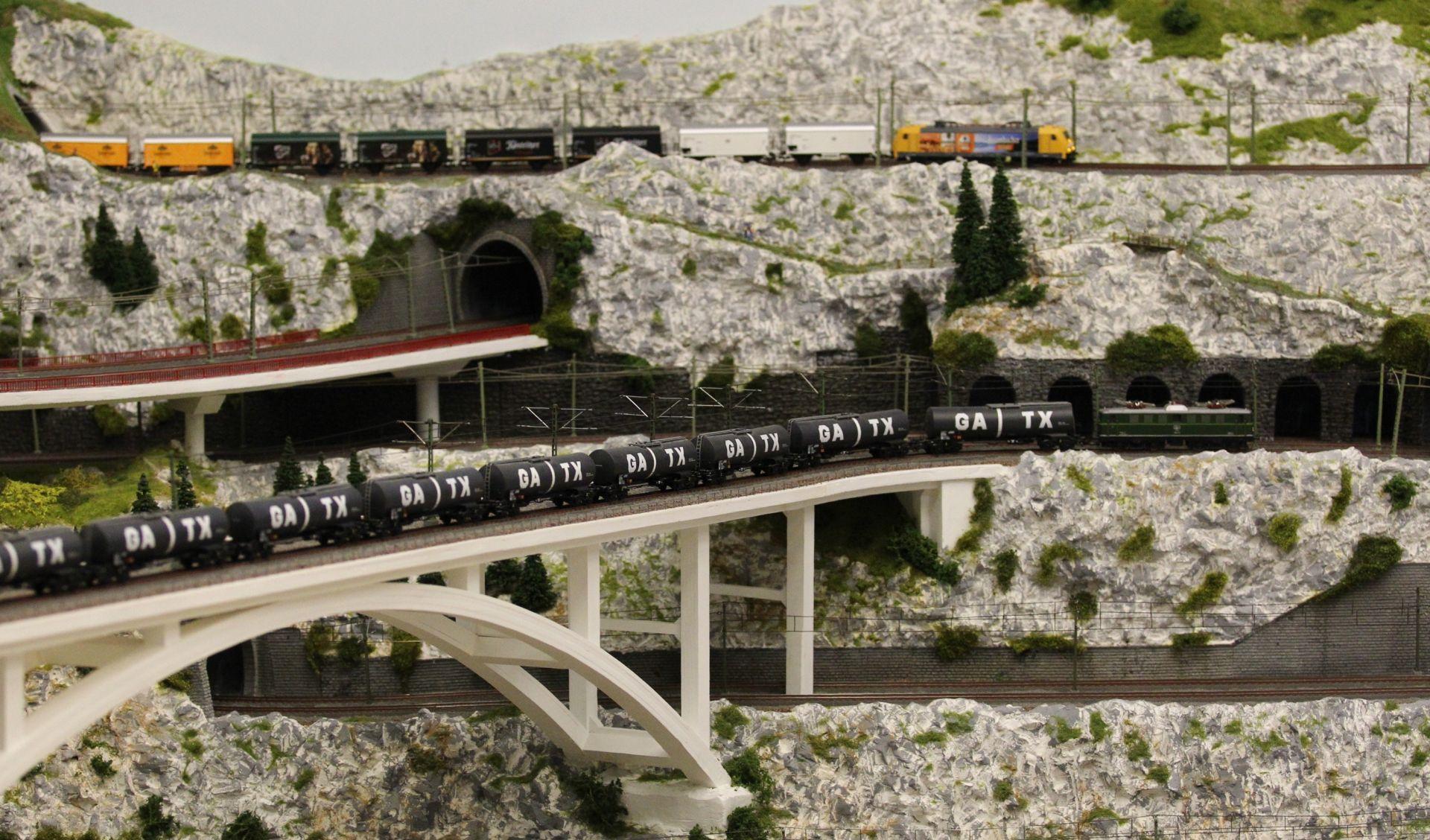BACKO MINI EXPRESS Praksa za školarce na najvećoj maketi željeznice