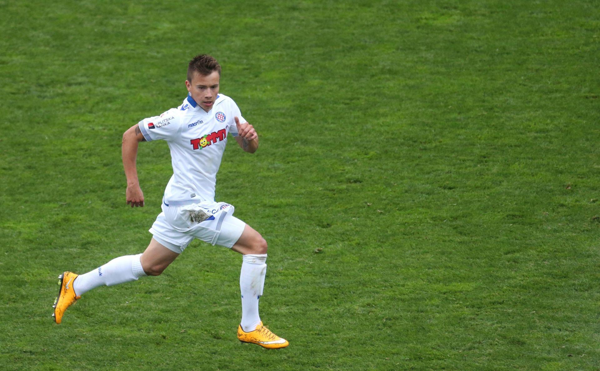 NA POLJUDU DO 2019. Fran Tudor potpisao profesionalni ugovor s Hajdukom