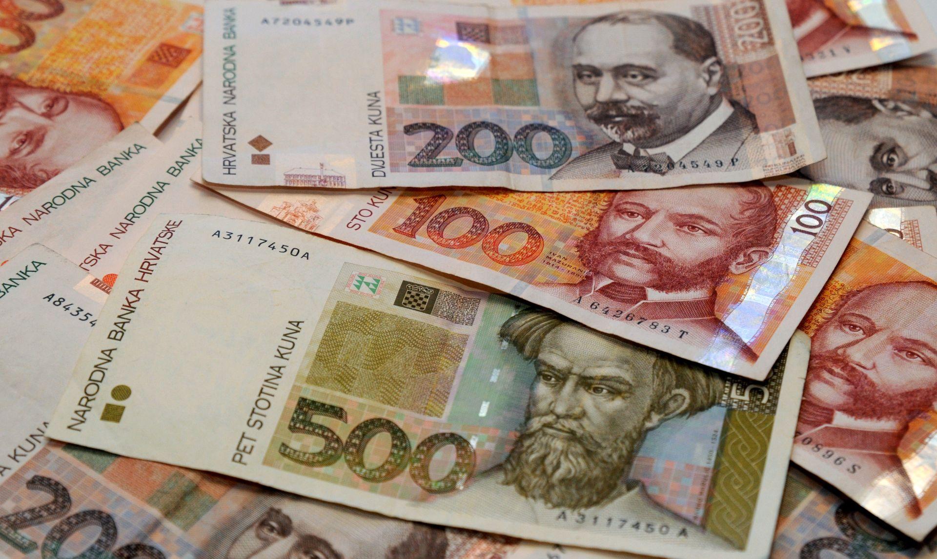 KREDIT NA PET GODINA Zagreb se zadužio za 190 milijuna kuna