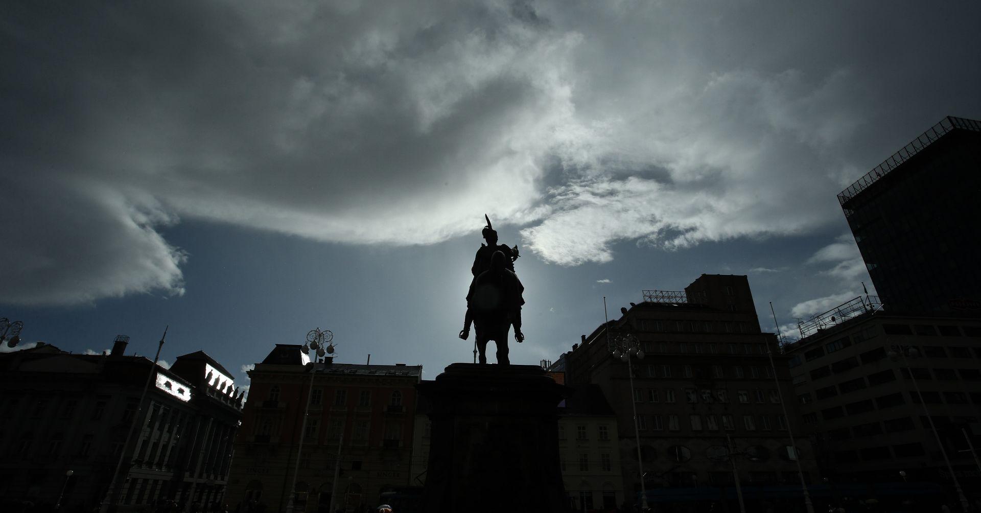 Zagreb: Hoće li Trg bana Jelačića postati i trgom dr. Franje Tuđmana?