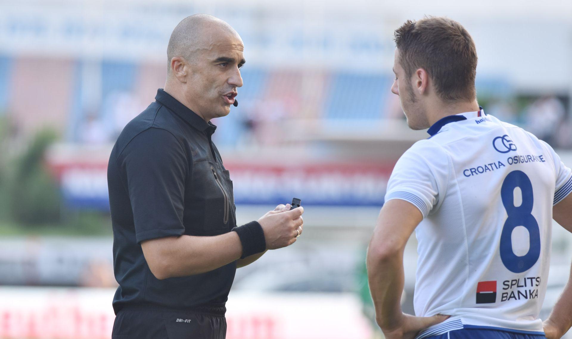 HHO o incidentima nakon derbija Hajduka i Dinama