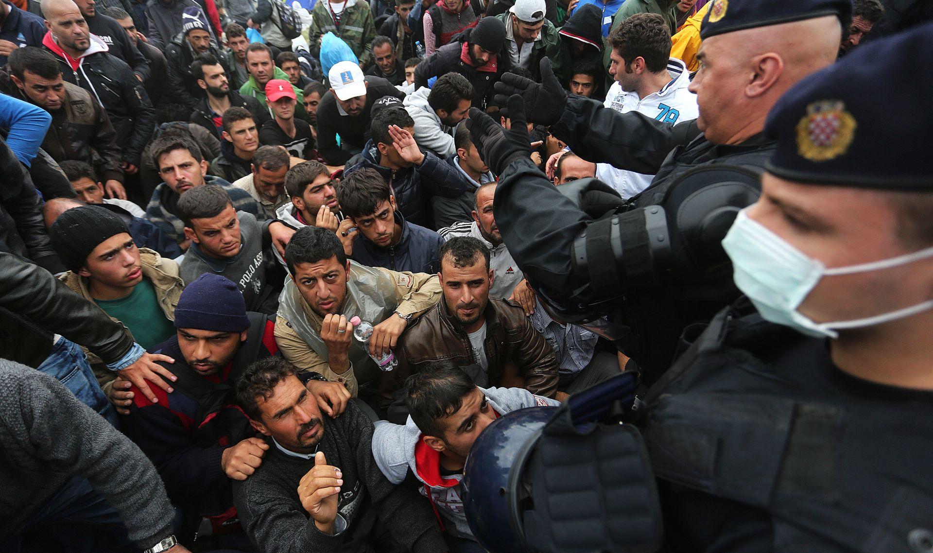HDZ O IZBJEGLIČKOJ KRIZI: Spriječiti nekontrolirani i nelegalni ulazak migranata