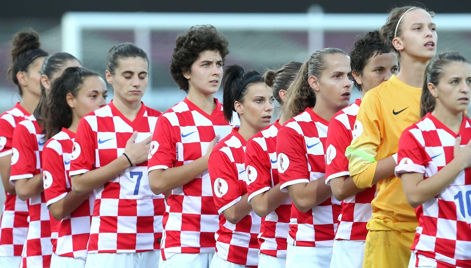 KVALIFIKACIJE ZA EP2017 Hrvatske nogometašice minimalno izgubile od Nijemica