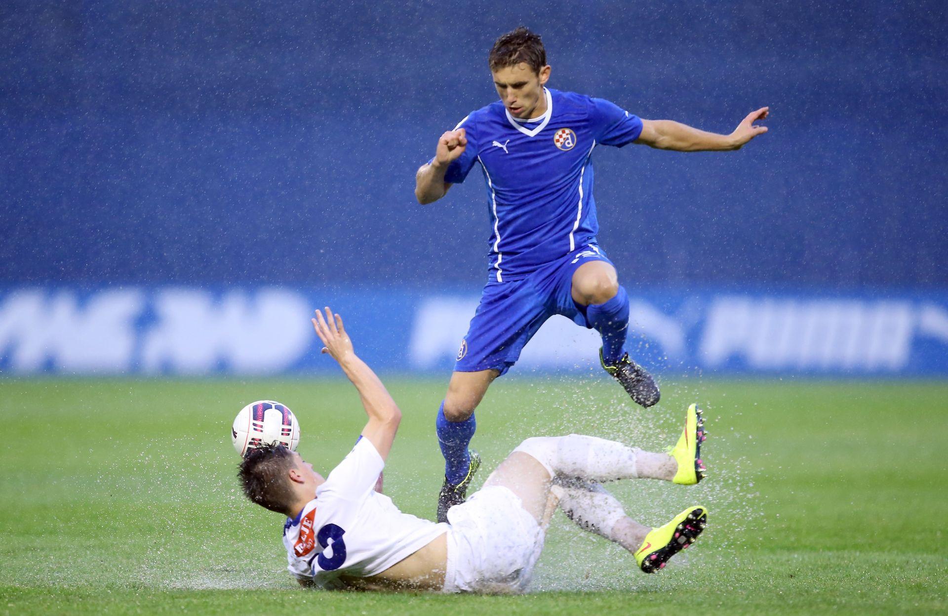 PRVA HNL Dinamo slavio nad Osijekom na 'bazenu' Maksimir