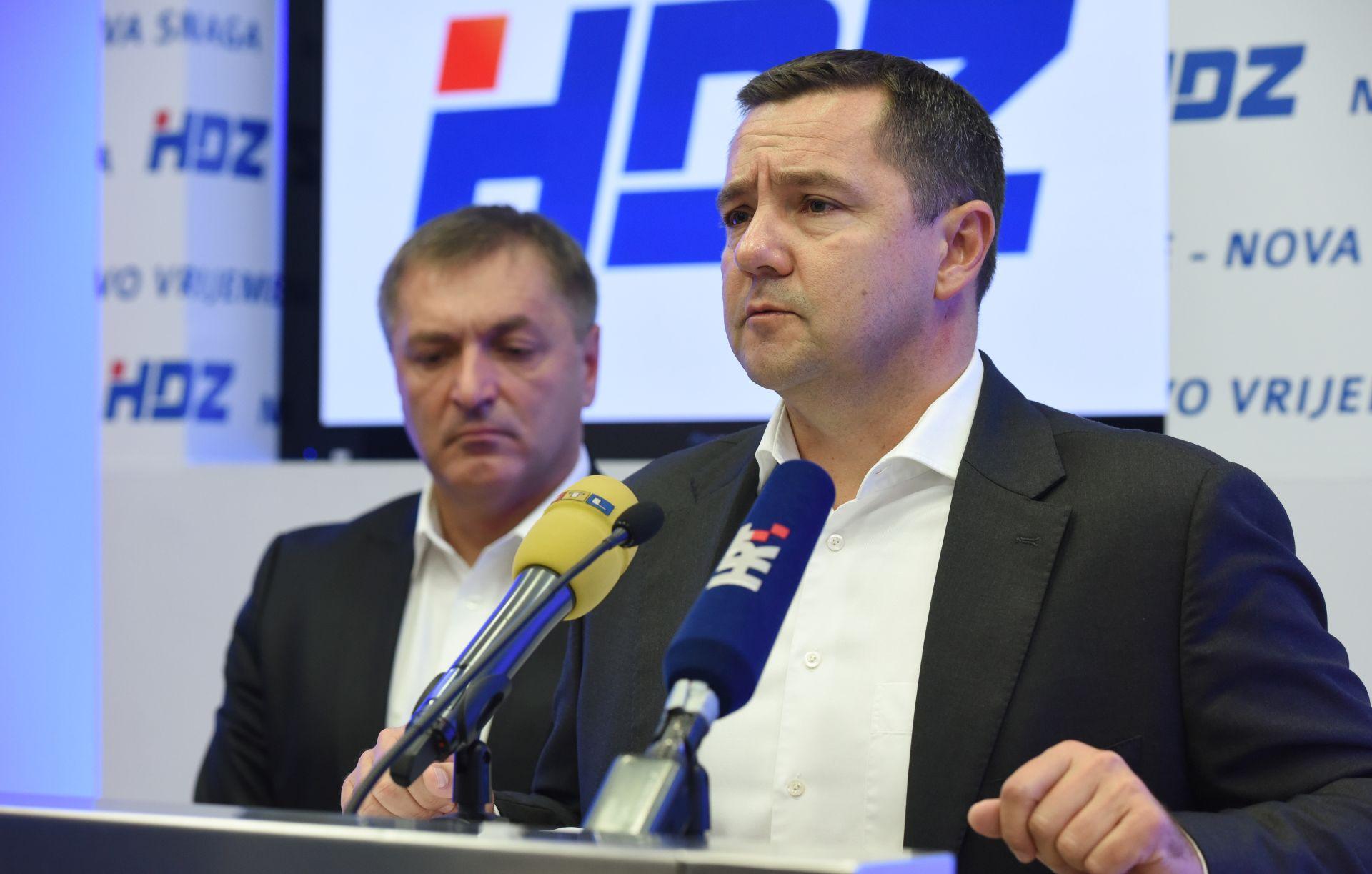 Mikulić (HDZ): Vlada odugovlači s imenovanjem zračne luke po dr. Franji Tuđmanu