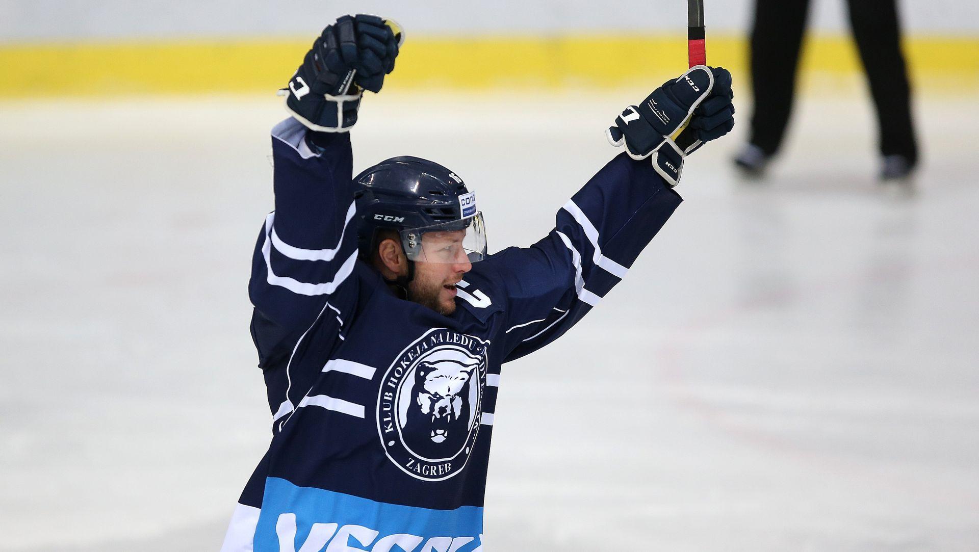VIDEO: Njeftehimiku bod u Ledenoj, Medveščak nastavio pobjednički niz