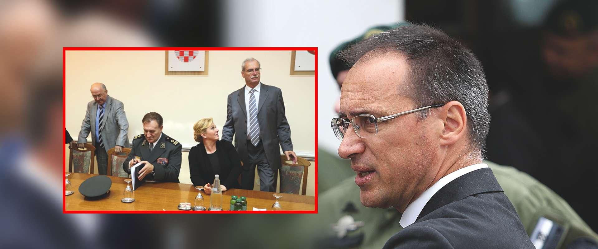 Zašto je predsjednica uvjerena da je SOA zakazala uoči izbjegličke krize