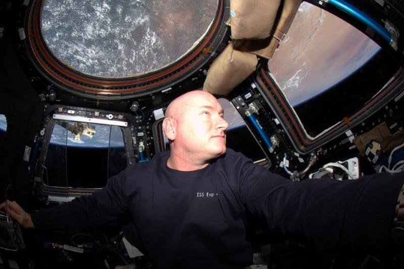 Astronaut Scott Kelly FOTO: NASA/facebook.com