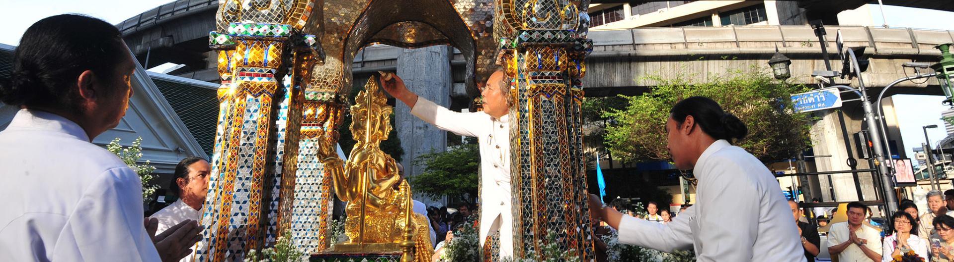 VIDEO: Posjetimo središte i bližu okolicu ogromnog Bangkok Citya