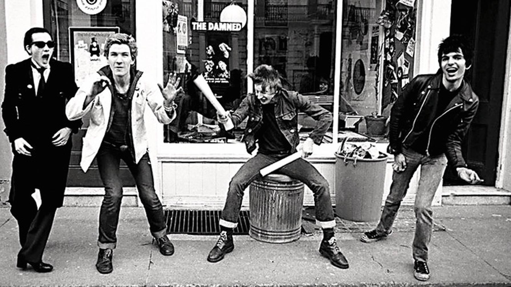 Punk još nije umro