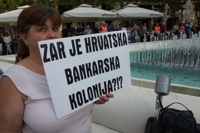 KONVERZIJA CHF: Udruga Franak zatražila hitan prijem u Vladi