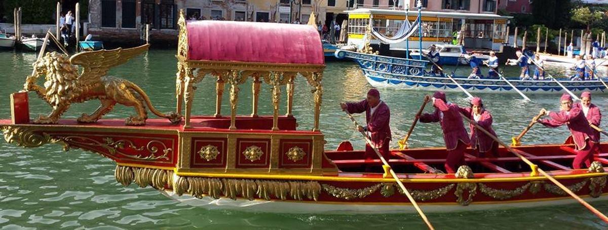 VIDEO: Pogledajmo povijesnu regatu u Veneciji