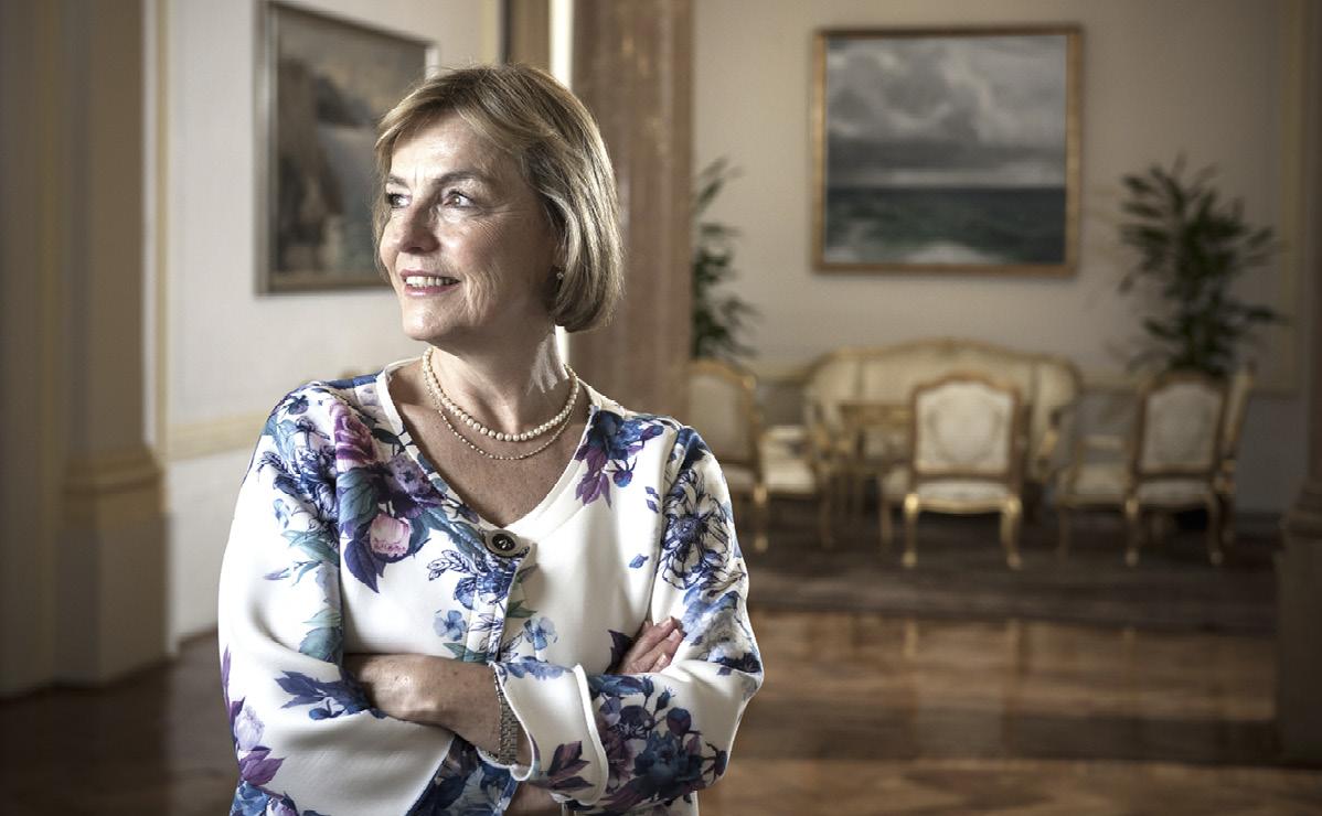 INTERVJU: VESNA PUSIĆ: 'Karamarko prijeti osvetom, a Kolinda je produžena ruka HDZ-a'