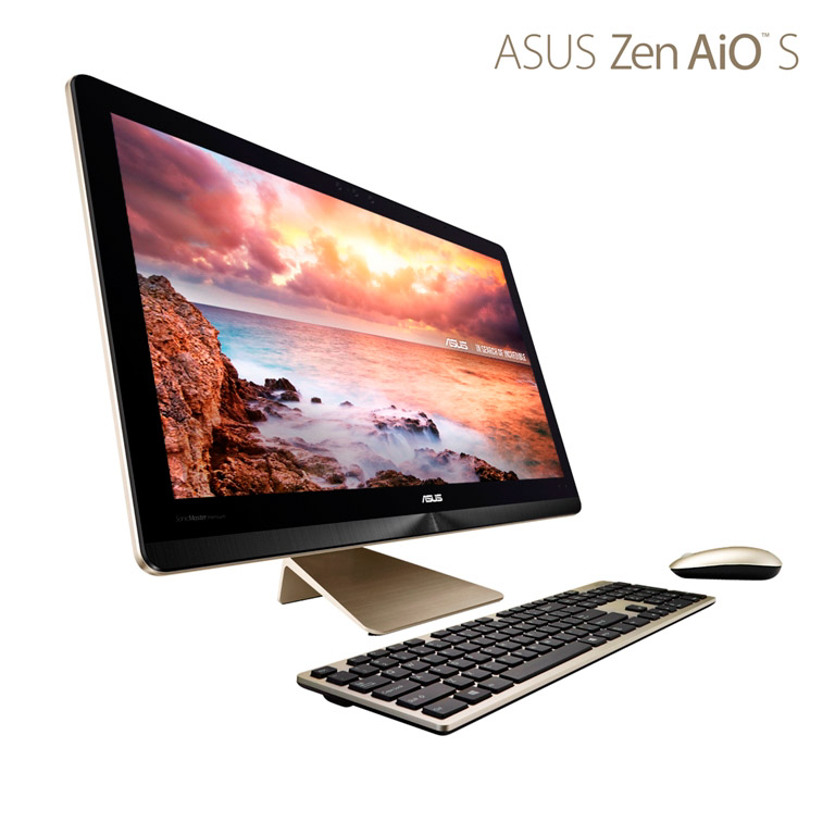 Zen AiO S_The art of performance in stunning detail