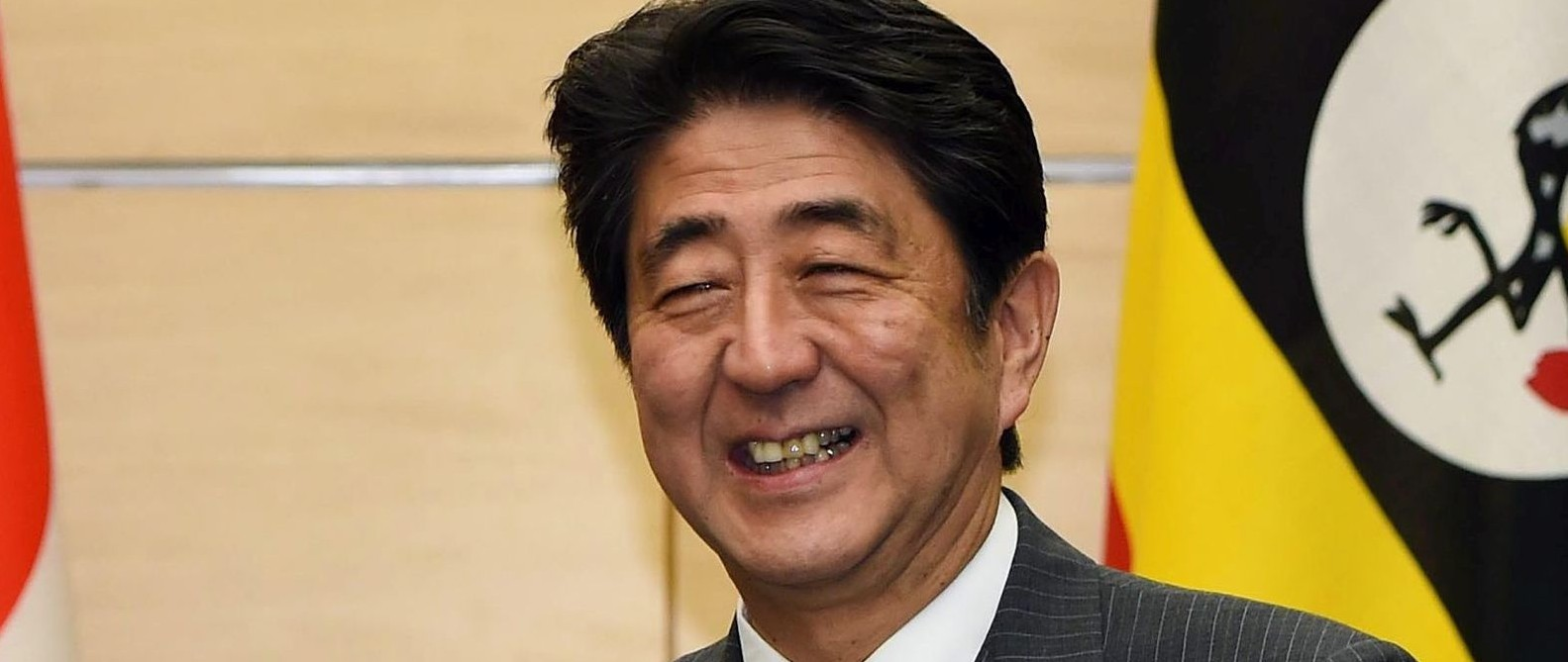 VIDEO: Shinzo Abe na razgovorima u gradu Moskvi