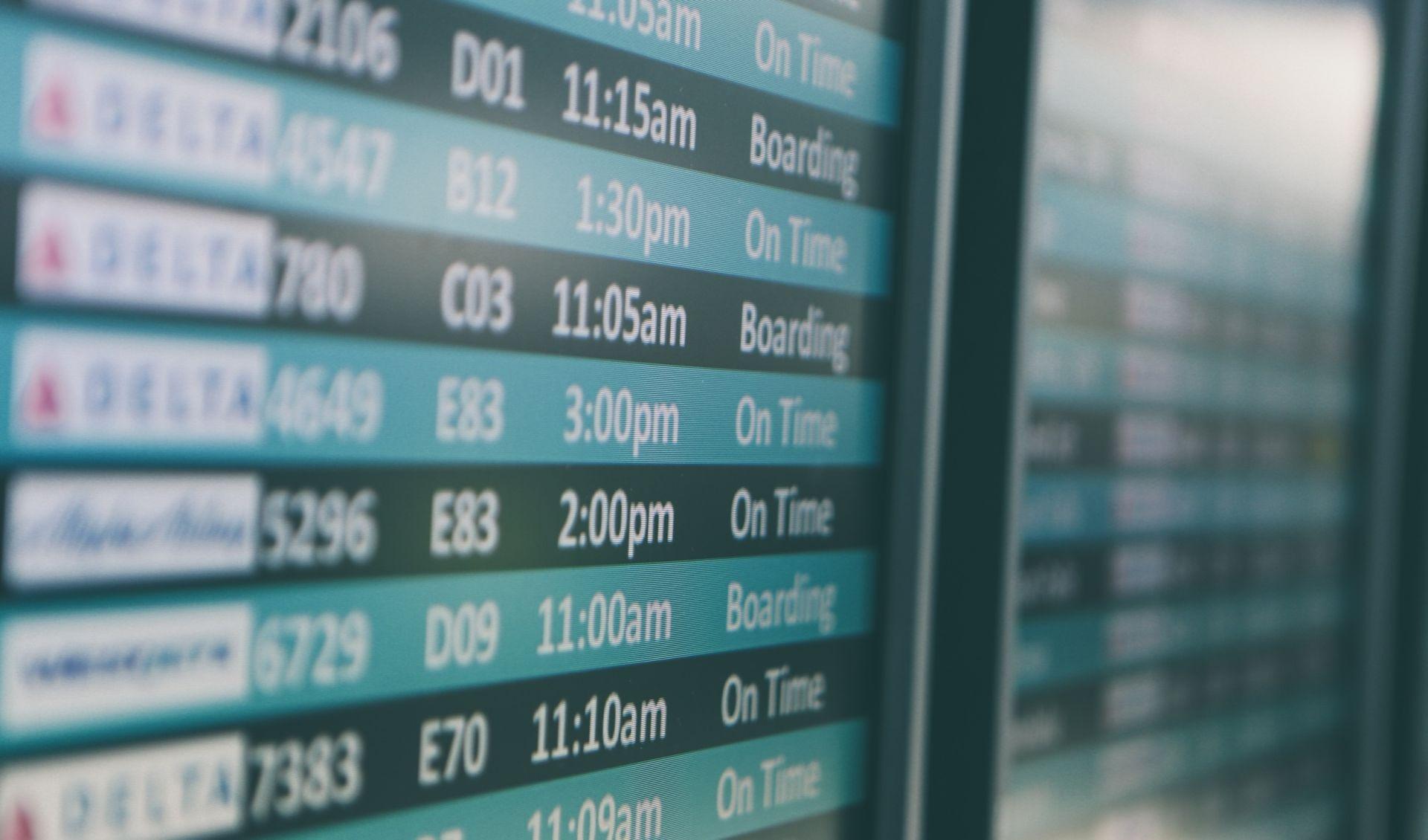 Svjetski avioprijevoznici upozoravaju na posljedice trgovinskih napetosti