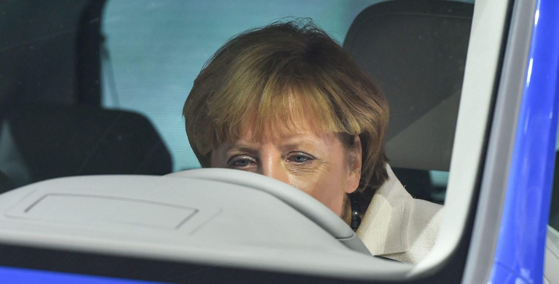 PESIMISTICA Merkel: Europa je još daleko od rješenja za raspodjelu migranata