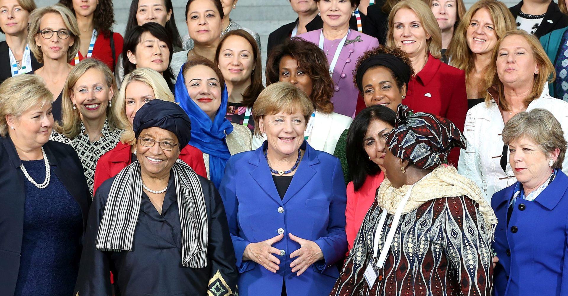 ČETVRT STOLJEĆA KASNIJE Merkel priziva duh njemačkog ujedinjenja
